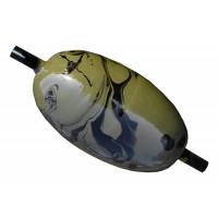 Подводный поплавок для ловли сома 70gr green/black