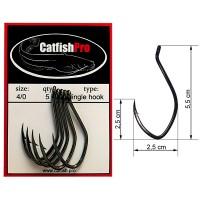 Крючки для ловли сома CatfishPro 4/0