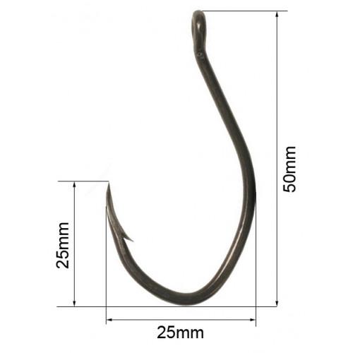 крючки для ловли толстолобика