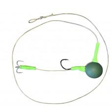 Оснастка для ловли сома Vertikal Jig 250гр