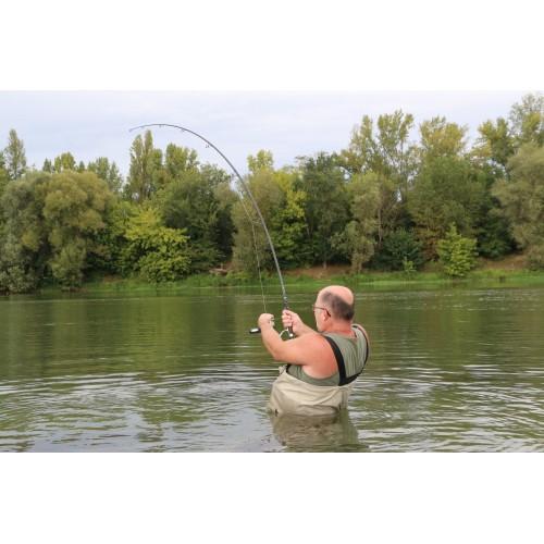 удилище для ловли толстолобика