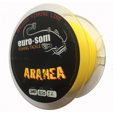 Плетёный шнур Euro-Som ARANEA 0,50mm 300m