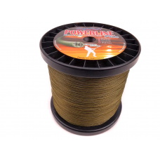 Плетенный шнур Gigafish Powerline Plus 0,50mm 150m olive