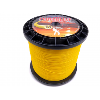 Плетенный шнур Gigafish Powerline Plus 0,50mm 300m yellow