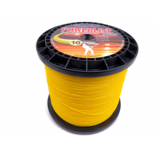 Плетенный шнур Gigafish Powerline Plus 0,50mm 150m yellow