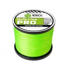 Плетенный шнур Zeck Hulk Line Pro 0,55 mm 400 m